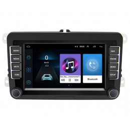 RADIO 2 DIN ANDROID VW GOLF V VI 5 6 PASSAT B6 B7