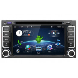 RADIO ANDROID 10 NAVI DVD...