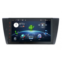 RADIO ANDROID BMW E90 E91...