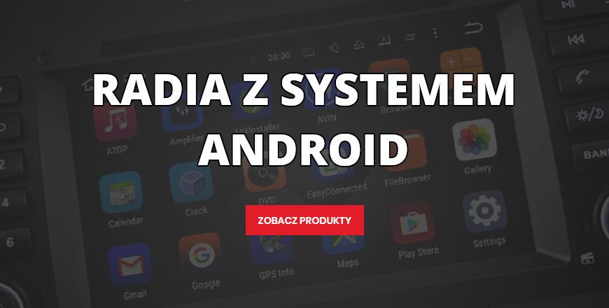 Radia z systemem Android